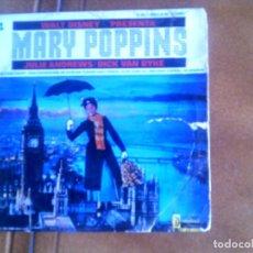 Discos de vinilo: MUSICA DE LA PELICULA MARY POPPINS. Lote 132856702