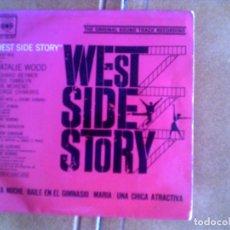 Discos de vinilo: BANDA SONORA DE LA PELICULA WEST SIDE STORY. Lote 132856730
