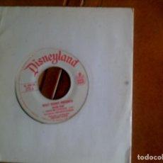 Discos de vinilo: WALT DISNEY PRESENTA PETER PAN. Lote 132856846