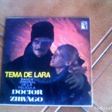 Discos de vinilo: MUSICA DE LA PELICULA DOCTOR ZHIVAGO. Lote 132856950