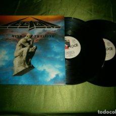 Discos de vinilo: LP DOBLE LEGION MIND TRAINING 4023581 AÑO 1990. Lote 132876190