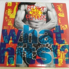 Discos de vinilo: DISCO LP RED HOT CHILI PEPPERS WHAT. Lote 132877782