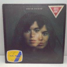 Discos de vinilo: MARIA DEL MAR BONET - LP VINILO - 1976. Lote 132888126