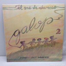 Discos de vinilo: EL SAC DE DANSES - LP VINILO - GALOP 2 - ORIGINAL - 1989. Lote 132889390