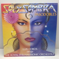 Discos de vinilo: SOLYSOMBRA - LUIS COBOS - LP VINILO - 1983. Lote 193873301