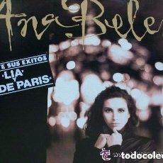 Discos de vinilo: ANA BELÉN - ROSA DE AMOR Y FUEGO - LP SPAIN 1989. Lote 132908926