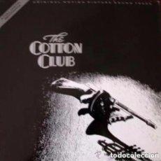 Discos de vinilo: THE COTTON CLUB - BANDA SONORA DE LA PELICULA - LP GERMANY 1984 (SERIE IMPORTACION WEA). Lote 132919574