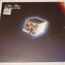 Discos de vinilo: CHRIS REA ( THE ROAD TO HELL ) 1989 - GERMANY LP33 WEA RECORDS. Lote 132934062