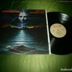 Discos de vinilo: ANNIHILATOR NEVER, NEVERLAND RR 9374 1 AÑO 1990. Lote 132935562