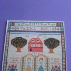 Discos de vinilo: LP. VAINICA DOBLE 1970 VAINICA DOBLE MUY RARO+ ENCARTE.NUEVAS VERSIONES. LA BRUJA ETC. *RNE 720024.. Lote 132947730