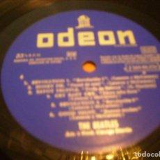 Discos de vinilo: THE BEATLES : ALBUN BLANCO ( WHITE ) DOBLE LP SPAIN MONO ODEON / RARO. Lote 132949470