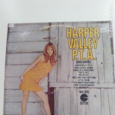 Discos de vinilo: JOAN HARRIS HARPER VALLEY P.T.A. ( 1970 CUSTOM USA ) . Lote 132952454