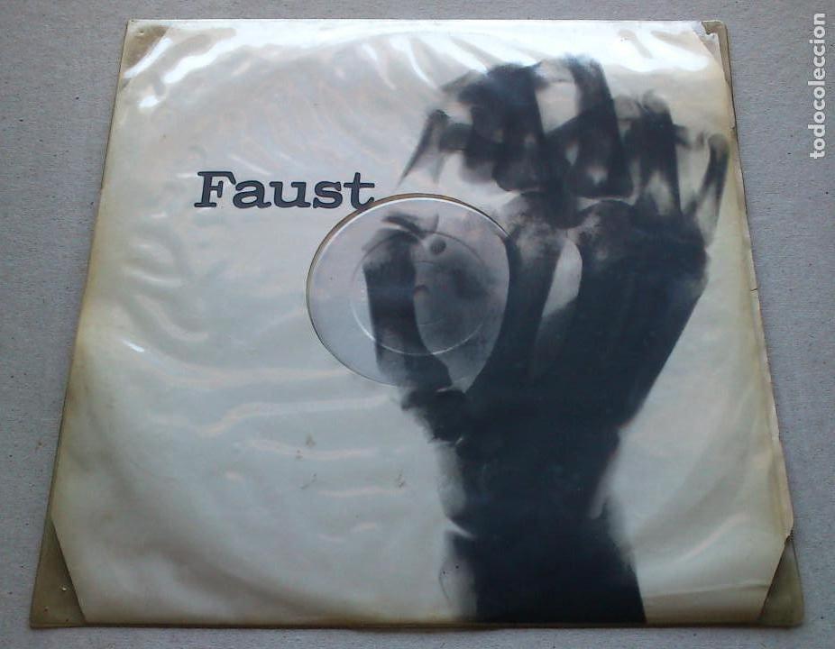 FAUST - LP - 1979 (Música - Discos - LP Vinilo - Electrónica, Avantgarde y Experimental)