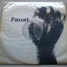 Discos de vinilo: FAUST - LP - 1979. Lote 132960298