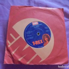 Discos de vinilo: T-REX. THUNDERWING / LADY / METAL GURU. EP . EP. EMI, 1972. EDC. INGLESA. . Lote 132975854