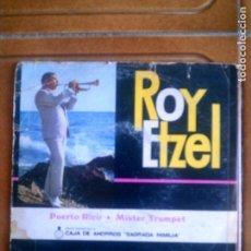 Discos de vinilo: DISCO DE DOS ESTILOS DIFERENTES ROY ETZEL Y LOS TRES SUDAMERICANOS. Lote 132982530