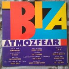 Discos de vinilo: VARIOS ARTISTAS - IBIZA ATMOZFEAR. LP EDICIÓN ESPAÑOLA 1990. Lote 132995286