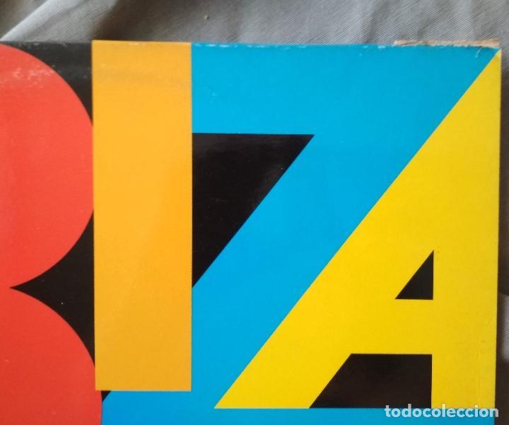 Discos de vinilo: VARIOS ARTISTAS - IBIZA ATMOZFEAR. LP edición española 1990 - Foto 2 - 132995286