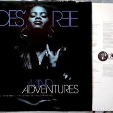 Discos de vinilo: DES'REE - MIND ADVENTURES. LP EDICIÓN ESPAÑOLA 1992. Lote 132996294