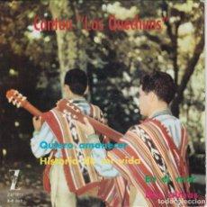 Dischi in vinile: LOS QUECHUAS,QUIERO AMANECER DEL 62. Lote 132998950