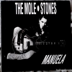 Discos de vinilo: THE MOLE STONES - MANUELA. MAXI-SINGLE 1989. Lote 133000230