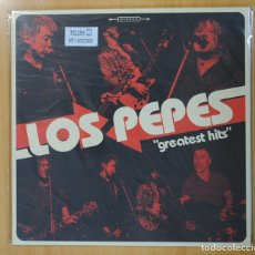 Discos de vinilo: LOS PEPES - GREATEST HITS - LP / CD. Lote 133000858