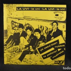 Discos de vinilo: LA UVI - YA ESTA BIEN +3 - EP. Lote 133001962