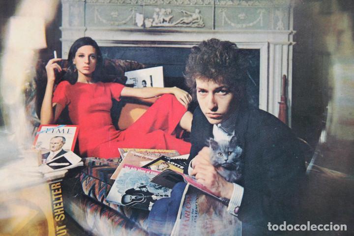 Discos de vinilo: LP BOB DYLAN 1960s BRINGING IT ALL BACK HOME EDICION FRANCESA - Foto 2 - 133006078