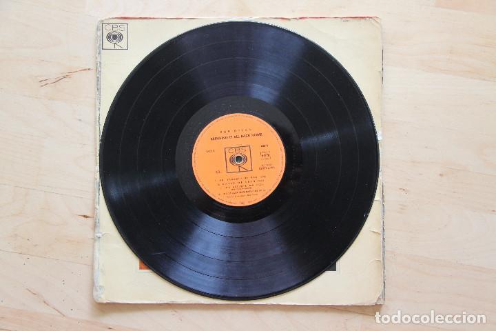 Discos de vinilo: LP BOB DYLAN 1960s BRINGING IT ALL BACK HOME EDICION FRANCESA - Foto 6 - 133006078