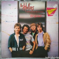 Discos de vinilo: HOLLIES - WHAT GOES AROUND... (CON GRAHAM NASH) - LP 1983. Lote 133008634
