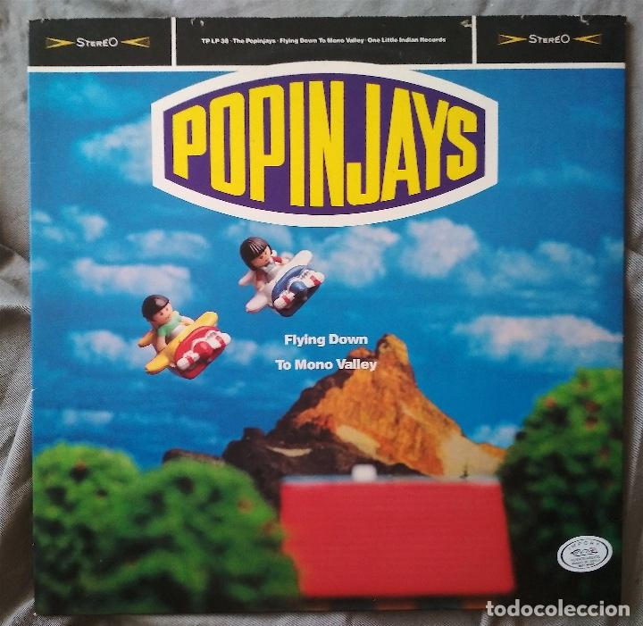 POPINJAYS - FLYING DOWN TO MONO VALLEY. LP 1992 (Música - Discos - LP Vinilo - Pop - Rock Extranjero de los 90 a la actualidad)