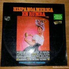 Discos de vinilo: HISPANOAMERICA EN RUMBA 1969. Lote 133011726