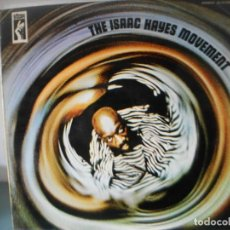 Discos de vinilo: THE ISAAC HAYES MOVEMENT. Lote 133016518