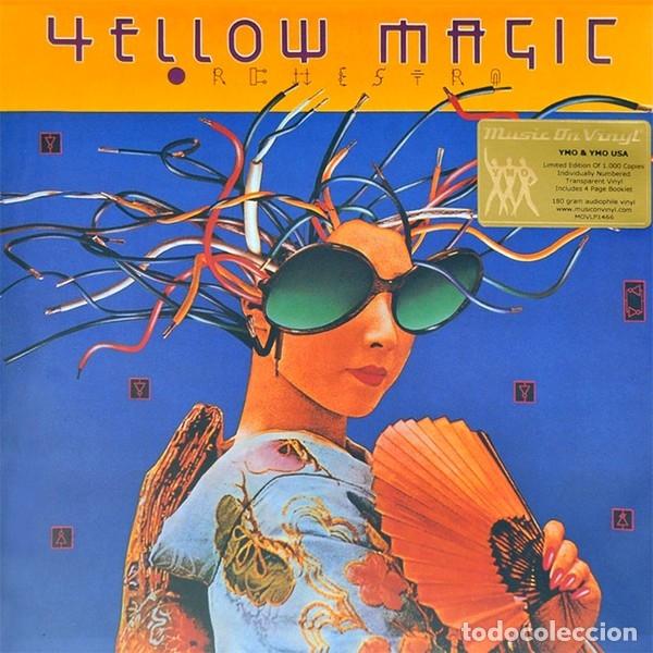 Discos de vinilo: YMO USA & Yellow Magic Orchestra * 2LP 180g. audiophile vinyl* Portada Gatefold * Folders *Funda PVC - Foto 23 - 174866914