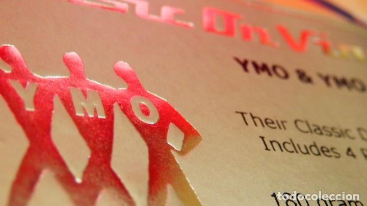 Discos de vinilo: YMO USA & Yellow Magic Orchestra * 2LP 180g. audiophile vinyl* Portada Gatefold * Folders *Funda PVC - Foto 25 - 174866914
