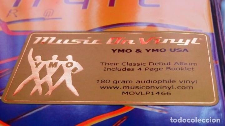 Discos de vinilo: YMO USA & Yellow Magic Orchestra * 2LP 180g. audiophile vinyl* Portada Gatefold * Folders *Funda PVC - Foto 26 - 174866914
