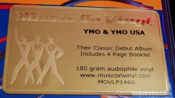 Discos de vinilo: YMO USA & Yellow Magic Orchestra * 2LP 180g. audiophile vinyl* Portada Gatefold * Folders *Funda PVC - Foto 27 - 174866914