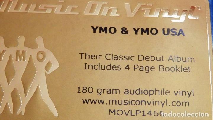 Discos de vinilo: YMO USA & Yellow Magic Orchestra * 2LP 180g. audiophile vinyl* Portada Gatefold * Folders *Funda PVC - Foto 28 - 174866914