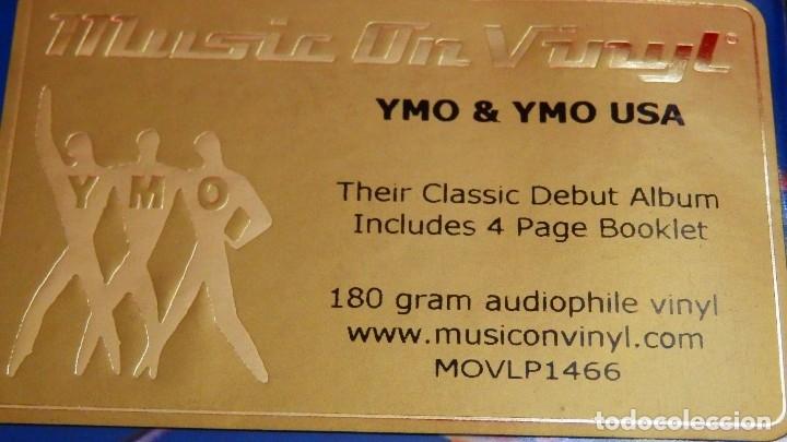 Discos de vinilo: YMO USA & Yellow Magic Orchestra * 2LP 180g. audiophile vinyl* Portada Gatefold * Folders *Funda PVC - Foto 30 - 174866914