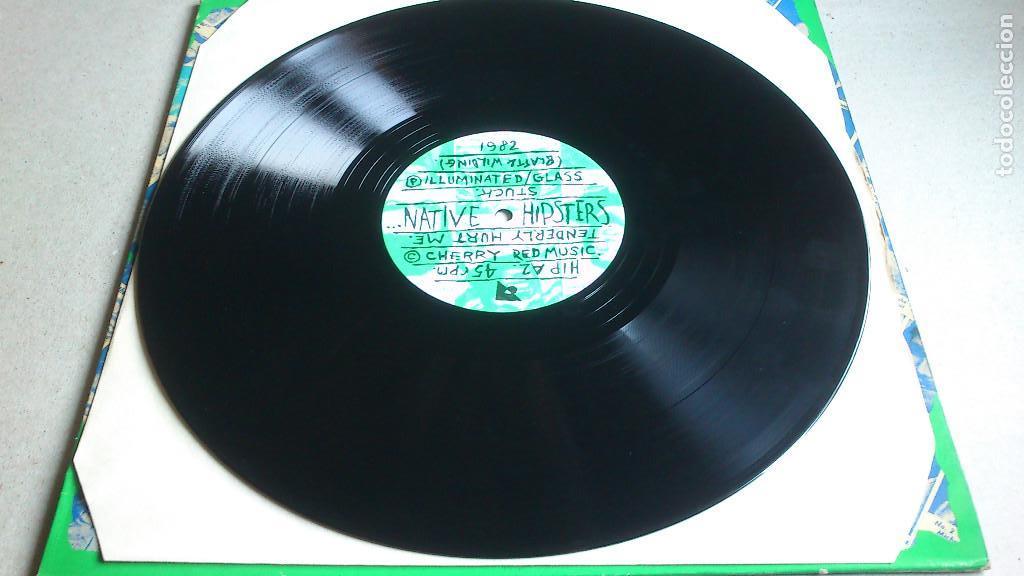 Discos de vinilo: NATIVE HIPSTERS - TENDERLY HURT ME - 1982 - EP - NUEVO - Foto 2 - 133026454
