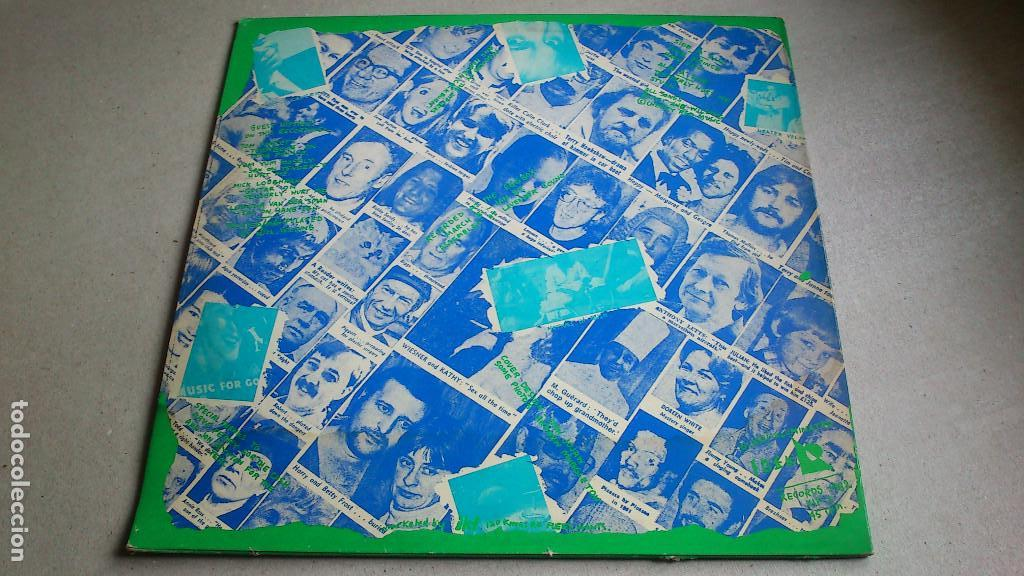 Discos de vinilo: NATIVE HIPSTERS - TENDERLY HURT ME - 1982 - EP - NUEVO - Foto 5 - 133026454
