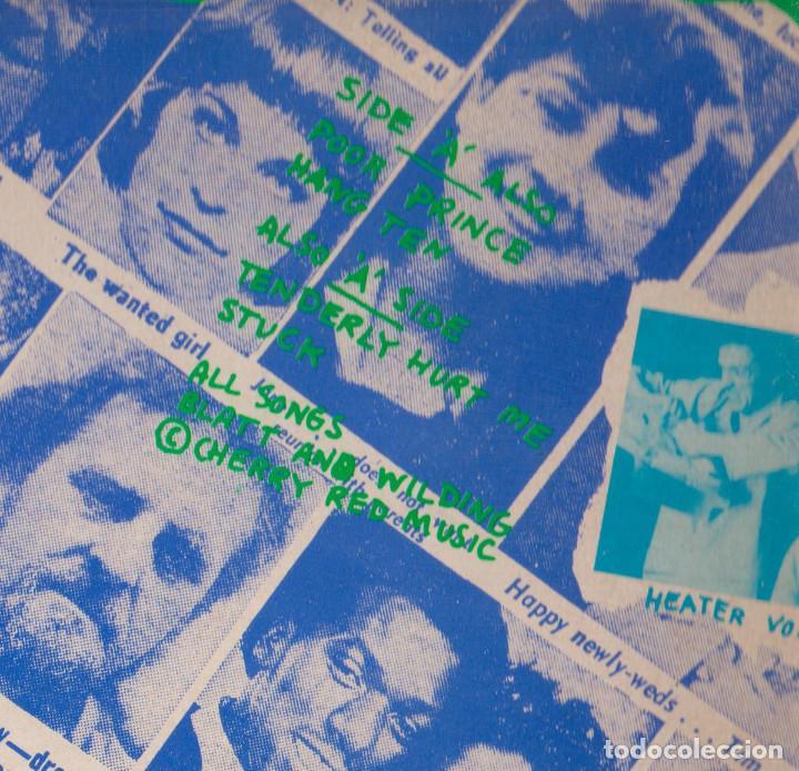 Discos de vinilo: NATIVE HIPSTERS - TENDERLY HURT ME - 1982 - EP - NUEVO - Foto 6 - 133026454
