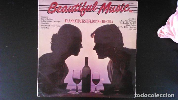 BEAUTIFUL MUSIC VOL 1 - FRANK CHAKSFIELD AND HIS ORQUESTA (Música - Discos - LP Vinilo - Orquestas)
