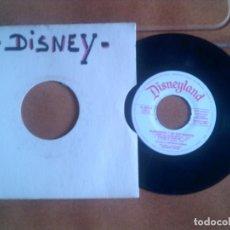 Discos de vinilo: DISCO SOBRE LA PELICULA BLANCANIEVES AÑO 1967. Lote 133032714