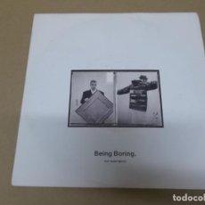 Discos de vinil: PET SHOP BOYS (SN) BEING BORING AÑO 1990. Lote 202638570