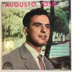 Discos de vinilo: AUGUSTO JOSÉ-DISCO DE VINILO-SINGLE-BERTA-1965. Lote 133052018