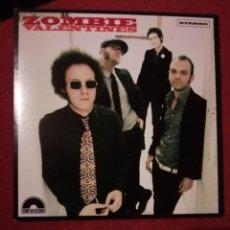 Discos de vinilo: ZOMBIE VALENTINES HORAS BAJAS EP. Lote 133054746