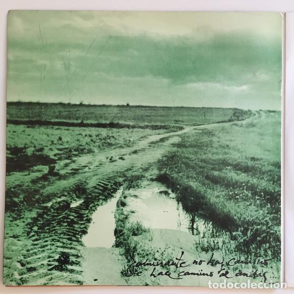 Discos de vinilo: Joan Manuel Serrat – Dedicado A Antonio Machado, Poeta (España, 1969) - Foto 6 - 133063318