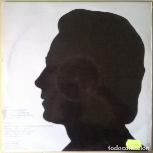Discos de vinilo: Serrat – Bienaventurados (España, 1987) - Foto 2 - 133064414