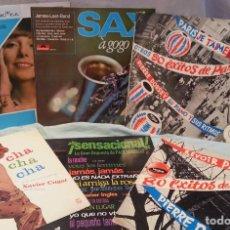Discos de vinilo: DISCOS LPS MÚSICA POP. COLECCIÓN DE 6 DISCOS EN PERFECTO ESTADO.. Lote 133088314